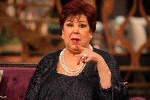لقاء الخميسي تدعم رجاء الجداوي بعد تدهور حالتها الصحية