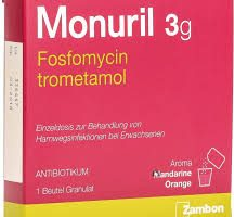 نشرة فوار مونورول Monuril يعالج عدوى المسالك البولية