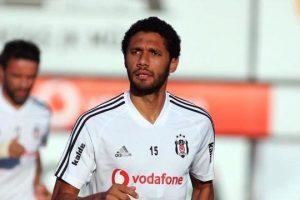 لاعب ليبي بديل محمد النني في بشكتاش
