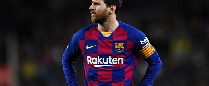 تقارير إسبانية: برشلونة لن يعاقب ميسي وسيعود للتدريبات قريبا