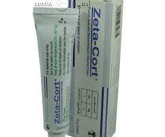 نشرة كريم زيتا كورت zeta cort لعلاج العدوى البكتيرية والالتهابات الجلدية