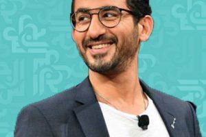 أحمد حلمي يحتفل بعيد الأب بطريقة مختلفة