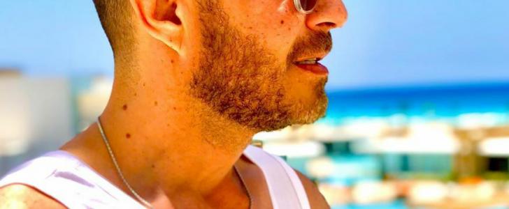 أحمد زاهر يروج لفيلمه الجديد زنزانة 7
