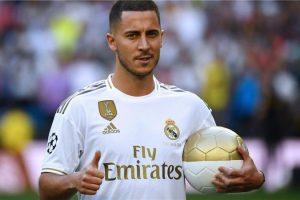 طبيب المنتخب البلجيكي يكشف إمكانية هازارد من المشاركة مع ريال مدريد