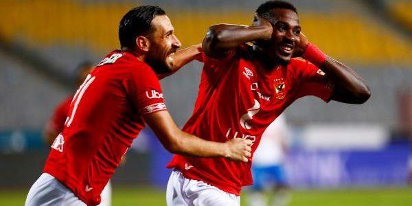 جونيور أجاي: الدوري المصري أقوى من التونسي وسعدت بتسجيلي في مرمى الترجي