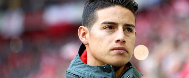 خاميس رودريجيز: رفضت الانتقال لمانشستر يونايتد من أجل ريال مدريد