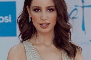 سارة التونسي تكشف كواليس مشاركتها في مسلسل 100 وش