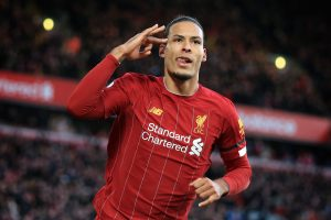 تقارير: ليفربول يتخذ قرار مفاجئ بشأن تجديد تعاقده مع فان دايك