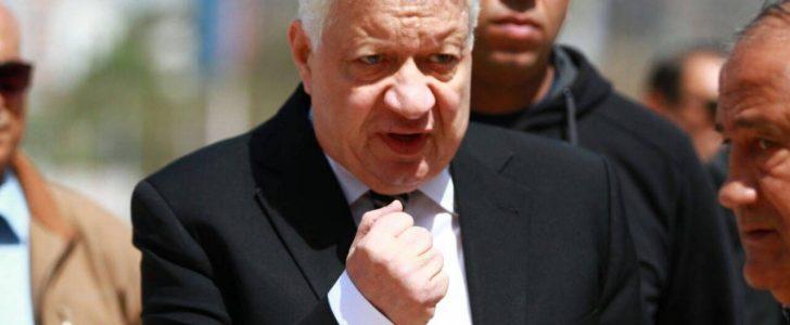 """رئيس الزمالك مرتضى منصور يتحدى محمود الخطيب: """"نرد بالمستندات"""" (فيديو)"""