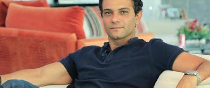 """آسر ياسين يروج لفيلمه الجديد """"صاحب المقام"""""""