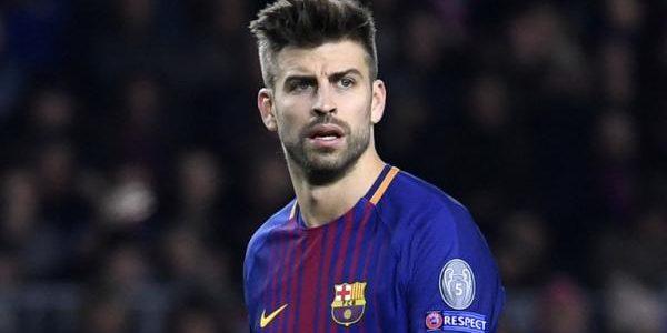 بيكيه يرد على عدم ترشيح برشلونة بالفوز بدوري أبطال أوروبا