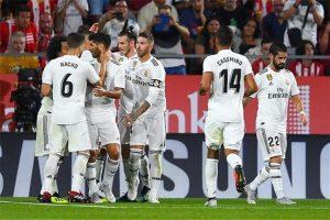 موعد مباراة ريال مدريد وليجانيس في الدوري الإسباني والقنوات الناقلة للقاء
