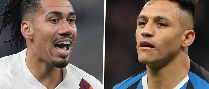 مانشستر يونايتد يتخذ قرار مفاجئ بشأن سانشيز وسمولينج