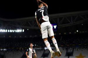 كريستيانو رونالدو: لا أهتم بالأرقام القياسية.. وهدفي دوري الأبطال مع اليوفي