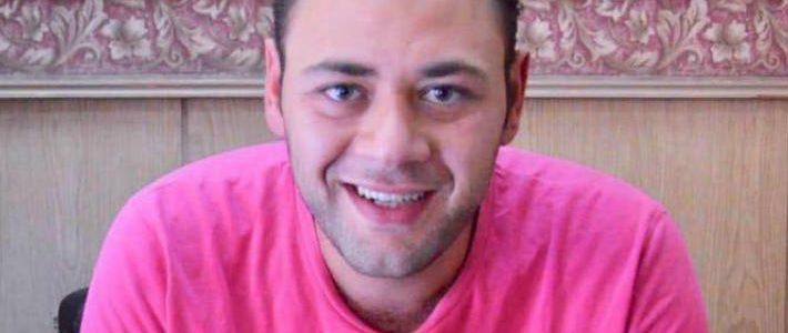 """محمد علي رزق يعلن تصوير فيلمه الجديد """"قبل الأربعين"""""""