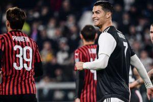 موعد مباراة ميلان ويوفنتوس في الدوري الإيطالي والقنوات الناقلة للقاء