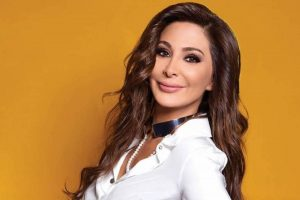 إليسا تبكي على الهواء وتقطع الإتصال مع وائل الإبراشي بسبب انفجار بيروت