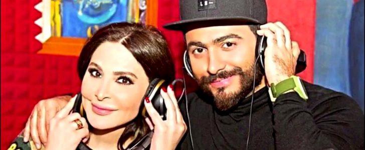 أحمد إبراهيم: تامر حسني شاطر جدا.. وسعيد بالتعاون مع إليسا