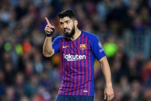 بليجريني ينتقد مدرب برشلونة الجديد بسبب سواريز