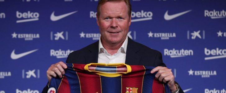 تقارير: كومان يحدد ثاني الراحلين عن برشلونة بعد سواريز