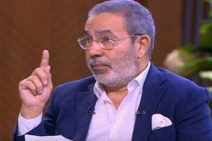 مذيعة قناة الأهلي تشن هجوما حادا على مدحت العدل