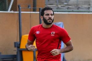 وكيل مروان محسن يعلن تجديد اللاعب تعاقده مع الأهلي