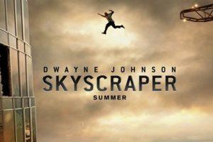 نتفلكس تعرض Skyscraper في أول سبتمبر