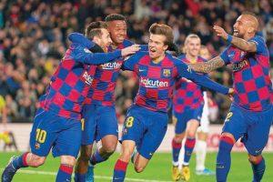 تقارير إيطالية: برشلونة يرفض التعاقد مع منافس رونالدو