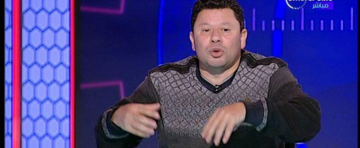 على طريقته الخاصة .. رضا عبدالعال يسخر من جيرالدو
