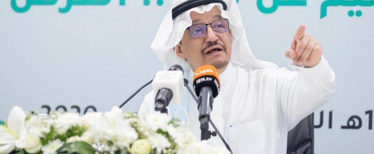 وزير التعليم: منصة مدرستي صُممت بكوادر سعودية وسنرفع التقييم للمقام السامي بعد مرور 5 أسابيع