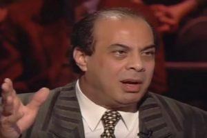 """خالد جلال ناعيا المنتصر بالله: """"عزاؤنا في تراثه الفني .. رحمه الله"""""""