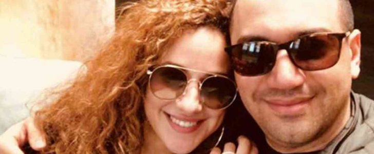 شيري عادل تكشف حقيقة منعها من التمثيل بسبب معز مسعود