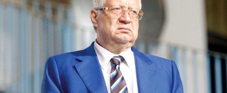 مرتضى منصور: كارتيرون خائن وجبان ولم يدفع قيمة الشرط الجزائي
