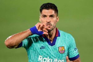 برشلونة يحسم موقفه من التعاقد مع مهاجم جديد بجانب سواريز