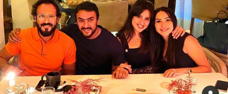 أحمد العوضي يوجه مناشدة لجمهوره بسبب تعرض زوجين للتنمر