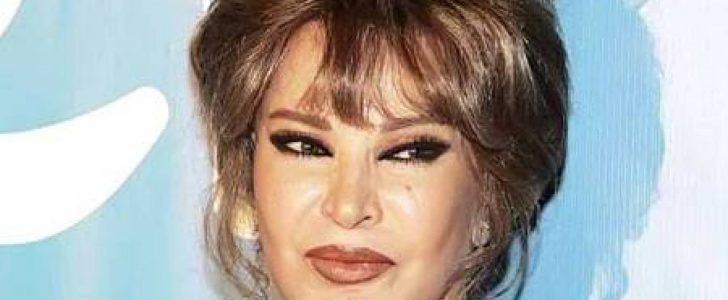 صورة .. صفية العمري تحتفل بذكرى نصر أكتوبر مع أرملة السادات