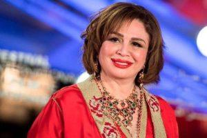 اعتذار من إلهام شاهين بسبب حفل زفاف شقيقها