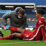 قائد ليفربول: مسيرتنا لن تتوقف بسبب إصابة فان دايك