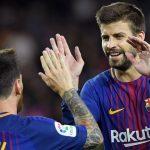 بيكيه ينتقد إدارة برشلونة بسبب ميسي: لو كنت رئيسًا لما فعلت ذلك معه