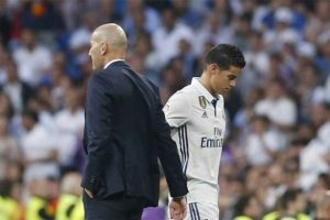 تقارير .. خاميس سبب تخوف إدارة ريال مدريد من زيدان