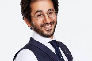أحمد حلمي يشكر مهرجان الجونة بسبب أنسي أبو سيف