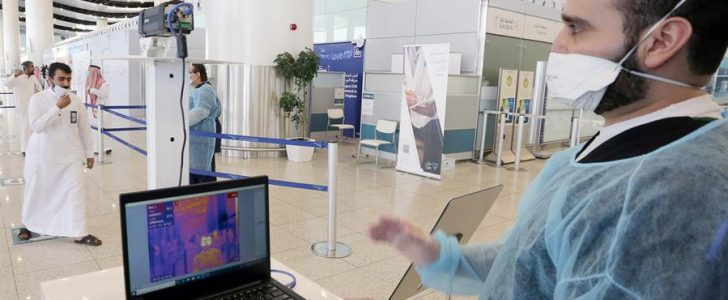 """تمديد صلاحية فحص """"PCR"""" للقادمين إلى المملكة إلى 72 ساعة بدلاً من 48"""