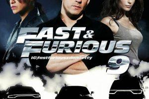 تأجيل طرح Fast & Furious إلى مايو 2021