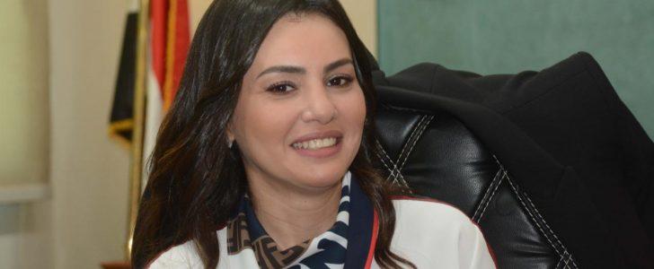 دينا فؤاد تعلق على تجسيد شخصية زوجة هشام عشماوي