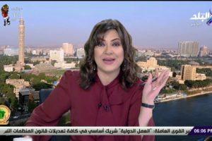 إعلامية مصرية تهاجم أفيخاي أدرعي بسبب محمود ياسين