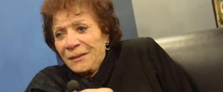 """نجل عايدة عبدالعزيز عن حالتها الصحية: """"أصيبت بألزهايمر"""""""