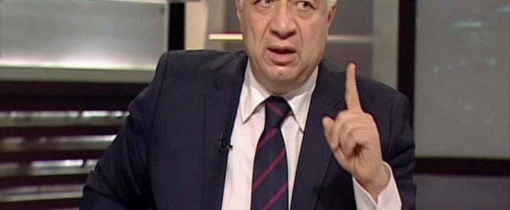 """مرتضى منصور يواصل هجومه على اللجنة الأولمبية: """"رئيسها هارب من التجنيد"""""""