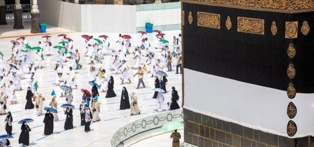 تعرف على نقاط التجمع الـ5 للمعتمرين في مكة المكرمة