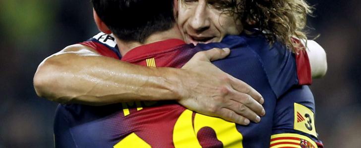 """بويول يمازح كاسياس: """"يفضل برشلونة دون ميسي"""""""