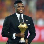 صامويل إيتو يهاجم فرانس فوتبول بسبب التشكيلة الذهبية